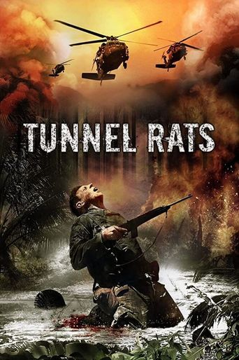 Tunnel Rats Poster