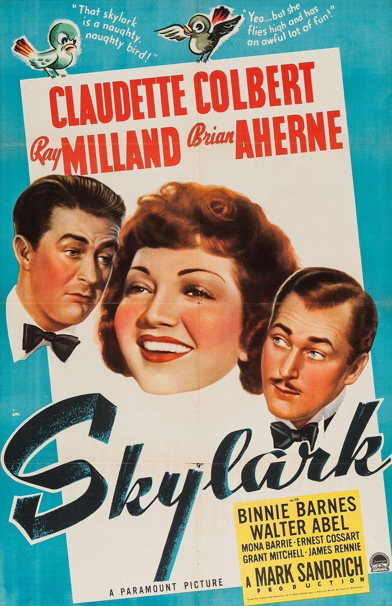Skylark Poster
