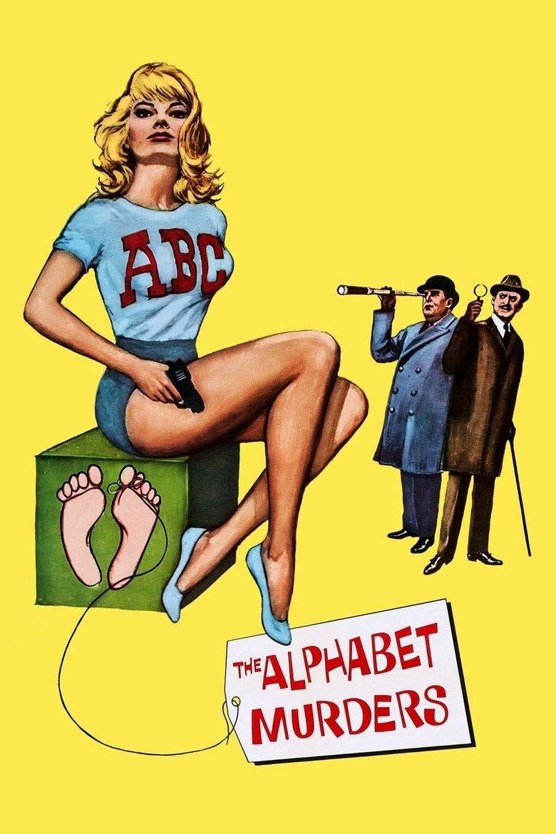 The Alphabet Murders Poster