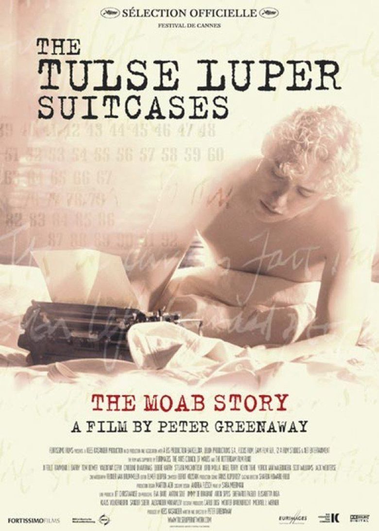 The Tulse Luper Suitcases, Part 1: The Moab Story Poster
