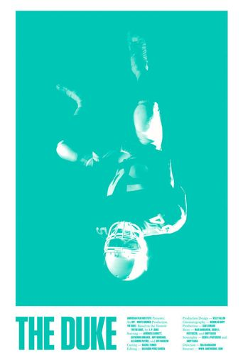 The Duke: Based on the Memoir 'I'm The Duke' by J.P. Duke Poster