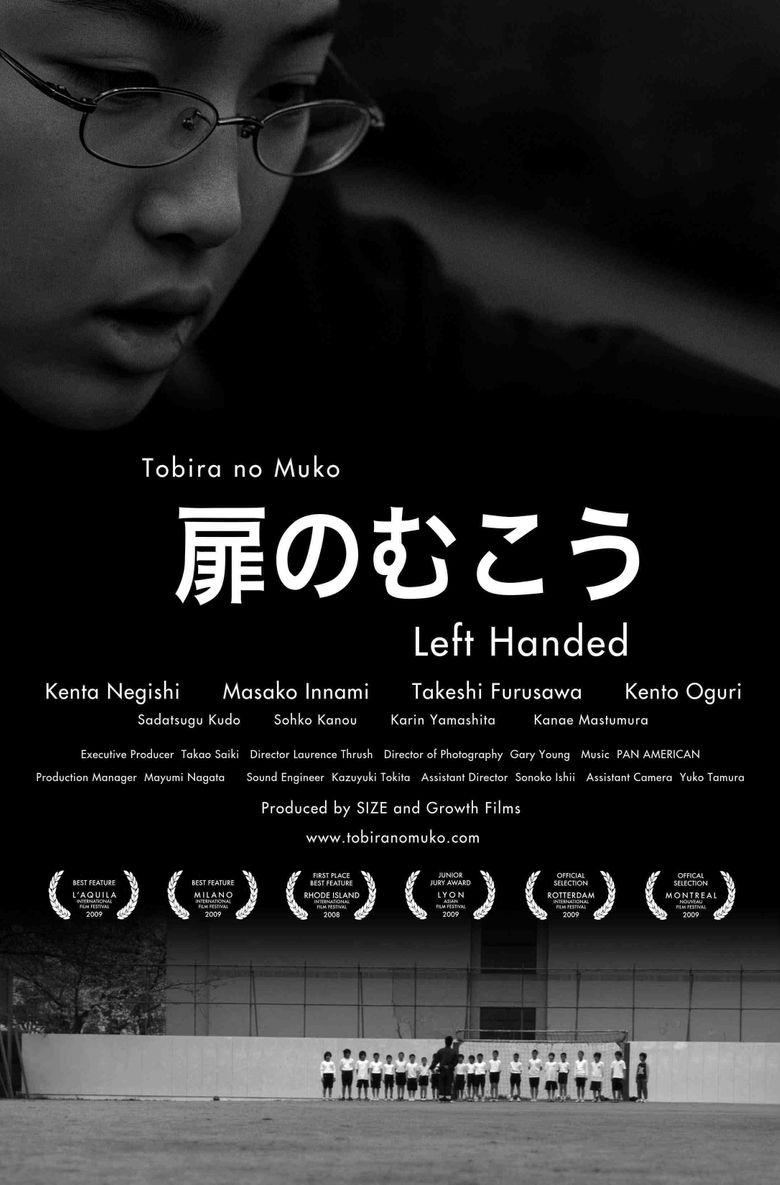 Left Handed Poster