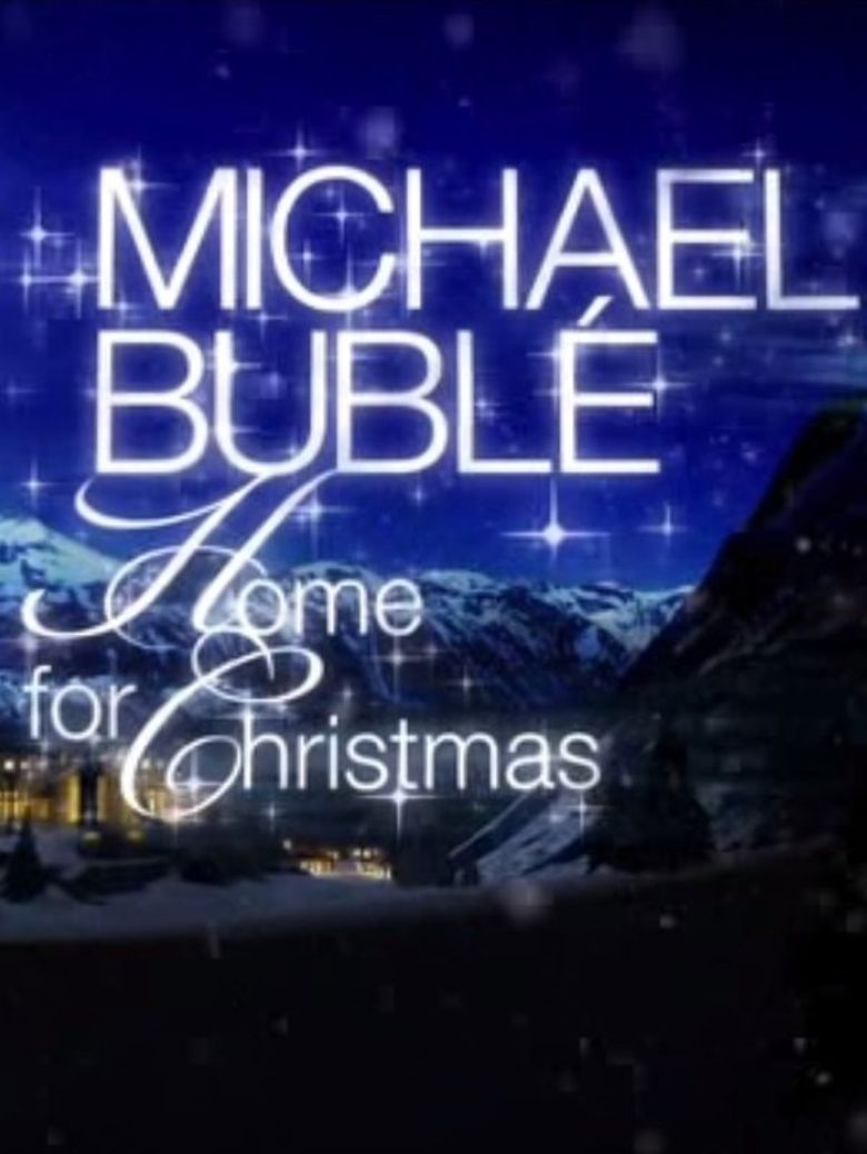 Michael Bublé - Home for Christmas Poster