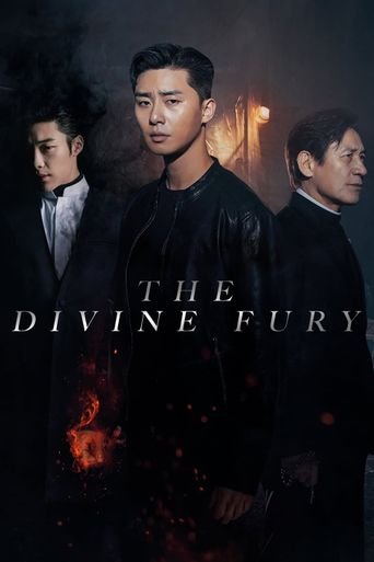 The Divine Fury Poster