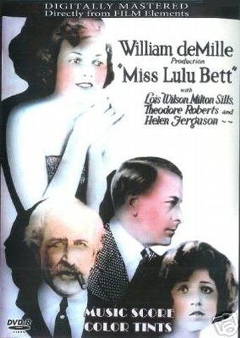 Miss Lulu Bett Poster