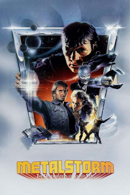 Metalstorm: The Destruction of Jared-Syn Poster