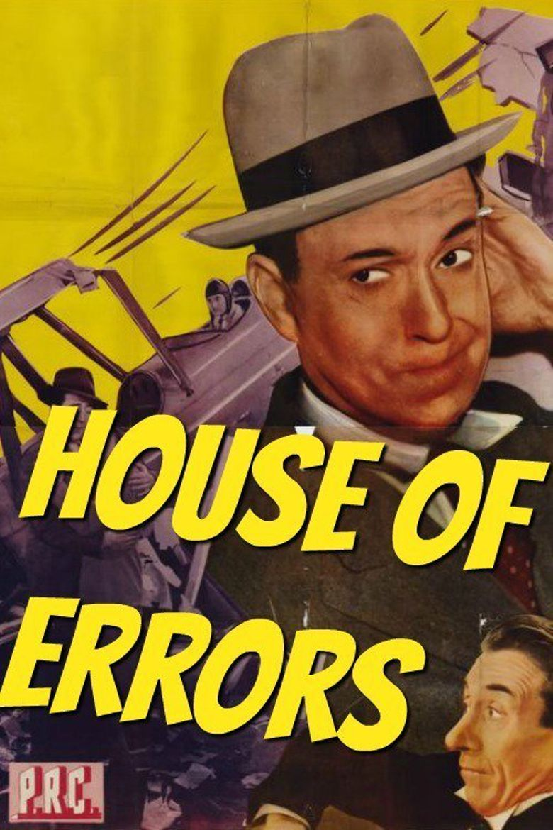 House of Errors Poster
