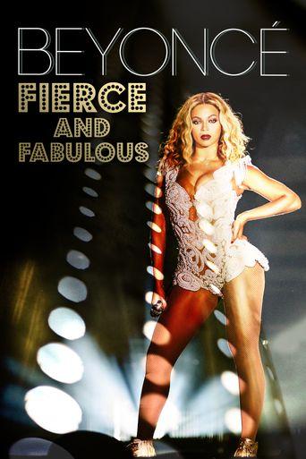 Beyonce: Fierce and Fabulous Poster
