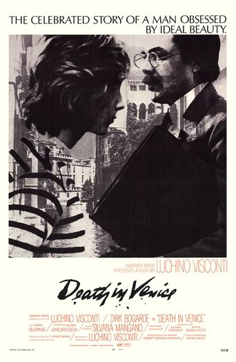 Death in Venice Poster