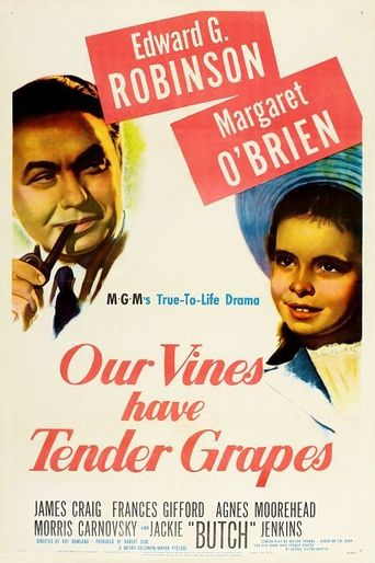 Our Vines Have Tender Grapes Poster