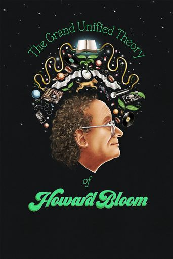 The Grand Unified Theory of Howard Bloom Poster