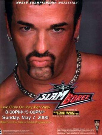 WCW Slamboree 2000 Poster
