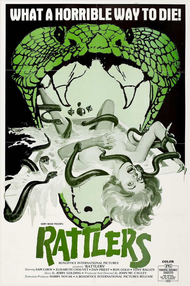 Rattlers Poster