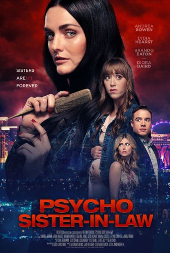 Psycho Sister-In-Law Poster