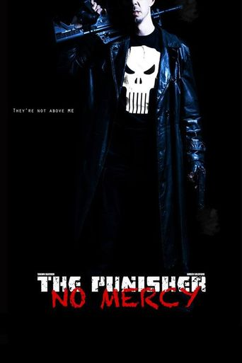 The Punisher: No Mercy Poster