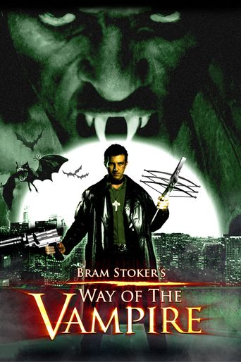 Way of the Vampire Poster