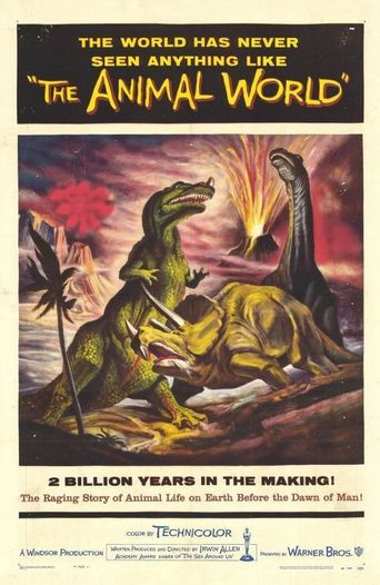 The Animal World Poster