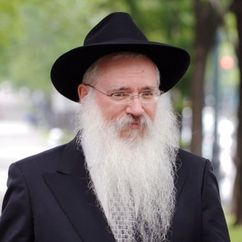 Rabbi Manis Friedman Image