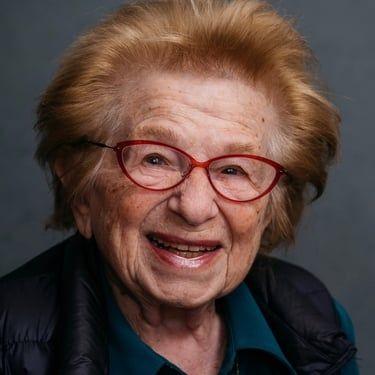 Ruth Westheimer Image