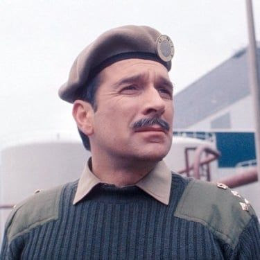 Nicholas Courtney Image