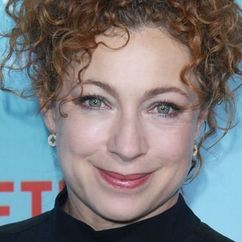 Alex Kingston Image