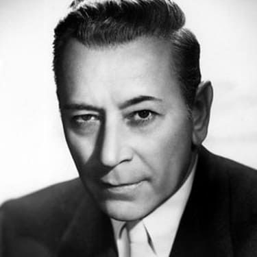George Raft Image