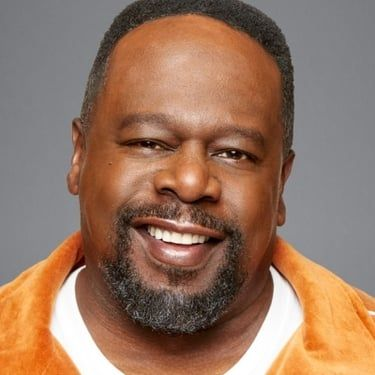 Cedric the Entertainer Image