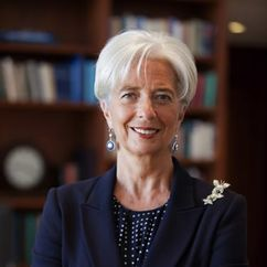 Christine Lagarde Image