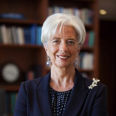 Christine Lagarde Image