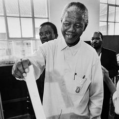 Nelson Mandela Image