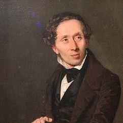 Hans Christian Andersen Image