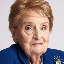 Madeleine Albright Image