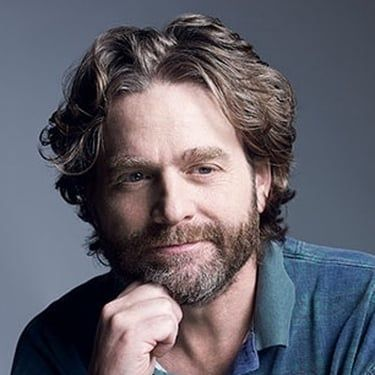 Zach Galifianakis Image