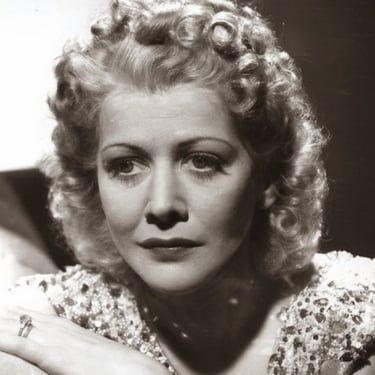 Gladys George Image