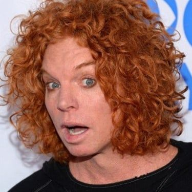 Scott 'Carrot Top' Thompson