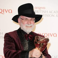 Terry Pratchett Image