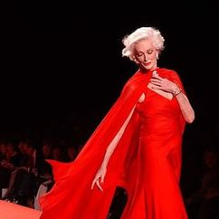 Carmen Dell'Orefice Image