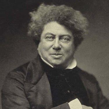 Alexandre Dumas père Image