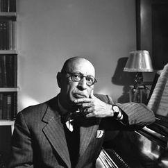 Igor Stravinsky Image