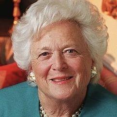 Barbara Bush Image