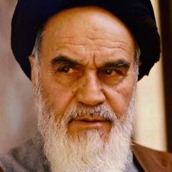Ruhollah Khomeini Image