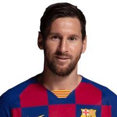 Lionel Messi Image