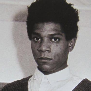 Jean Michel Basquiat Image