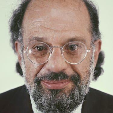 Allen Ginsberg Image