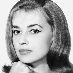 Jeanne Moreau Image