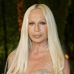 Donatella Versace Image