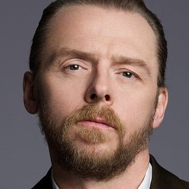 Simon Pegg Image