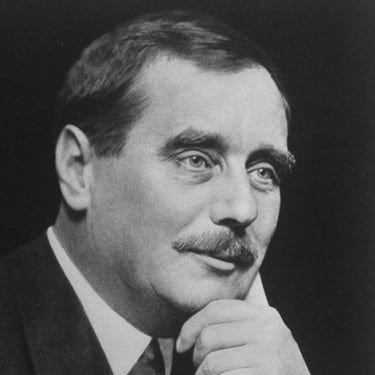H.G. Wells Image