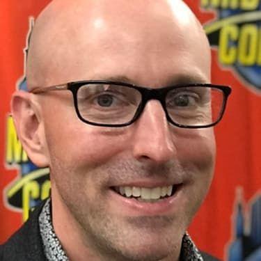 Brian K. Vaughan Image