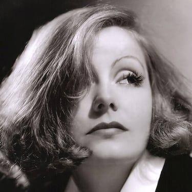 Greta Garbo Image
